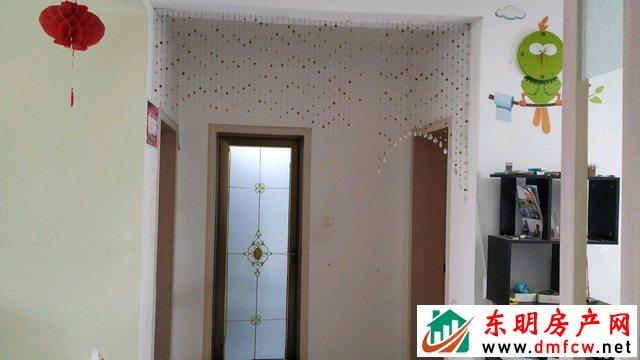 水岸鑫城 2室2厅 89.96平米 简单装修 42万元