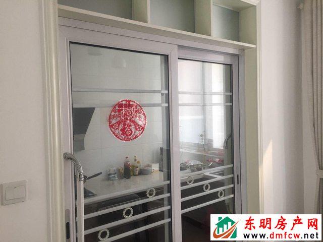 大洋福邸 3室2厅 120平米 简单装修 60万元