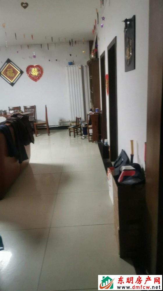 花苑小区 3室2厅 130平米 简单装修 56万元