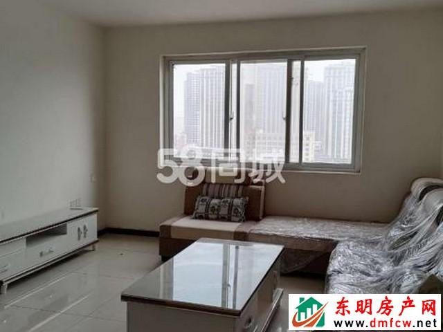 大洋福邸 3室2厅 130平米  1200元/月