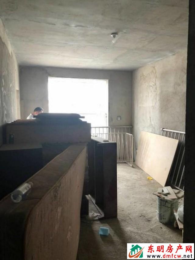 东方世纪城 2室2厅 86平米 毛坯 28.5万元