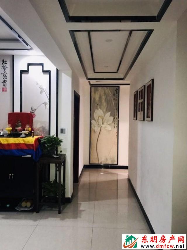 水岸鑫城 3室2厅 137.22平米 精装修 78万元