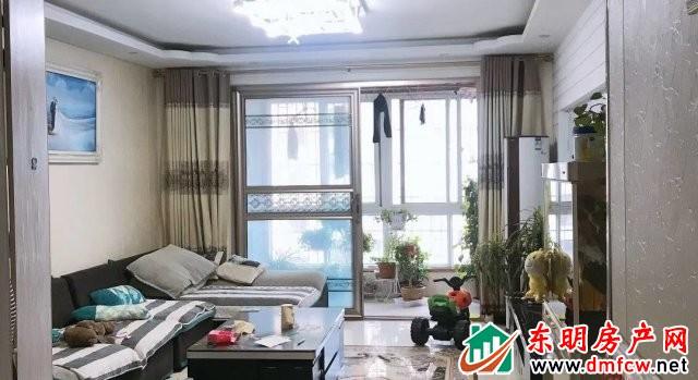 北城国际 3室2厅 131.44平米 精装修 76万元