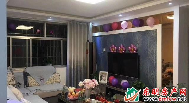 园丁小区 3室2厅 113平米 精装修 48万元