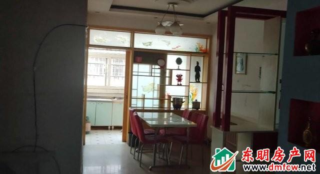 明丰壹号公馆 3室2厅 127平米 精装修 50.8万元