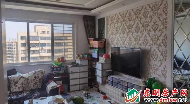 丰海御龙湾西区 3室2厅 116平米 精装修 72万元