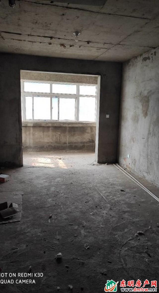 曙光城 2室2厅 92.19平米 毛坯 29万元