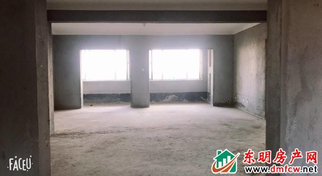 阳光尚城(西区) 4室2厅 188平米 毛坯 72.5万元