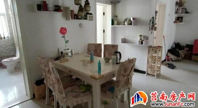 幸福美地小区(东明) 3室2厅 116平米 简单装修 44万元