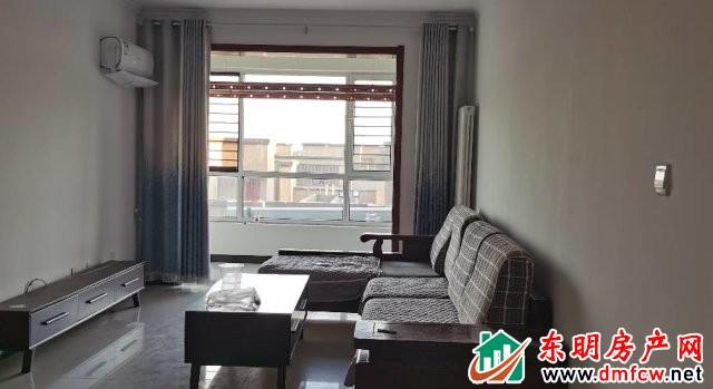 育英家园 2室2厅 85平米 简单装修 1250元/月