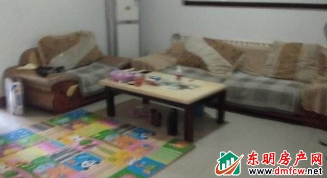 明都家园小区 3室2厅 117平米 简单装修 43万元
