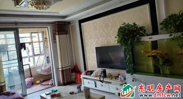天泽御府 3室2厅 135.5平米 精装修 78万元
