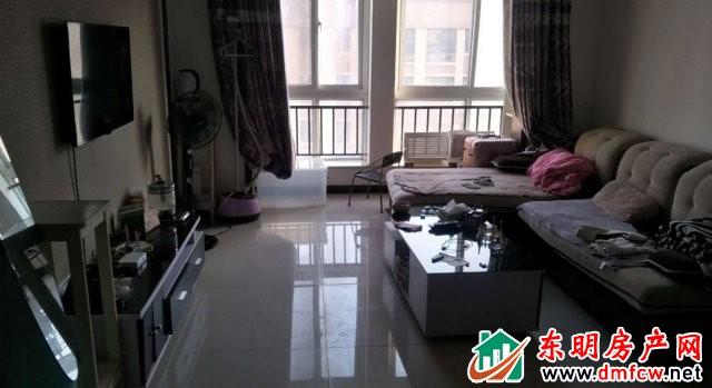 梦蝶庄园 2室2厅 89平米 简单装修 1166元/月