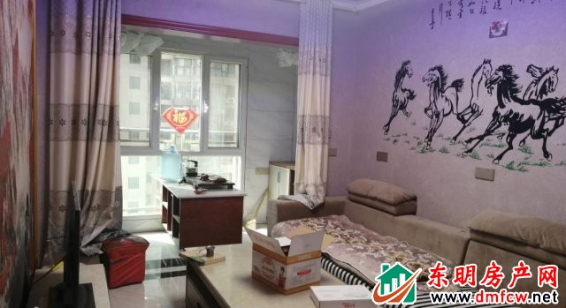 天正中央大街 2室2厅 89平米 精装修 1160元/月