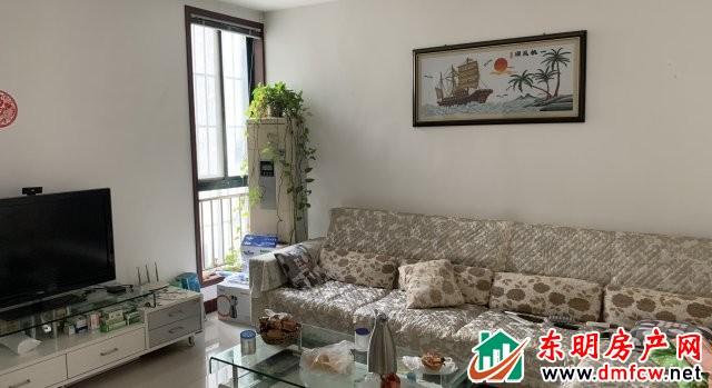 幸福美地小区(东明) 3室2厅 106平米 精装修 43万元