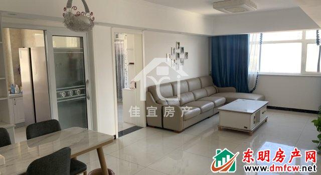 大洋福邸 3室2厅 122平米 精装修 65万元