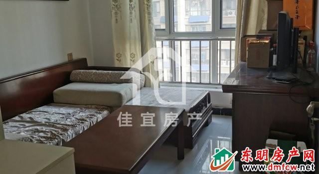 阳光尚城二期 3室2厅 123平米 精装修 66.5万元