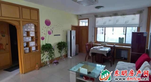 自来水家属楼 2室2厅 98平米 精装修 1250元/月