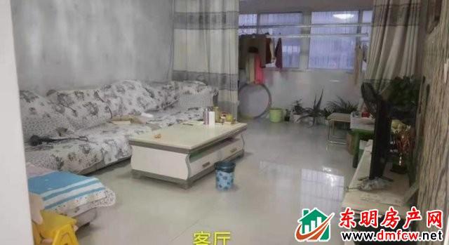 万福名苑 3室2厅 125平米 简单装修 58万元