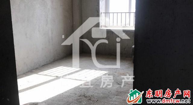 大洋福邸 3室2厅 125平米 毛坯 42万元