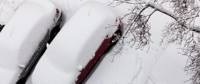 梦蝶庄园 | 寒冬已至,论一席地下车位的重要性!