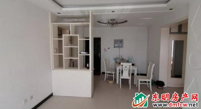 恒通佳苑 2室2厅 95平米 简单装修 1100元/月