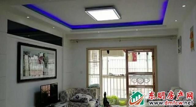 大洋福邸 3室2厅 112平米 精装修 49万元