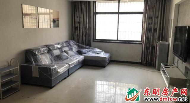 幸福美地小区(东明) 4室2厅 140平米 简单装修 1200元/月
