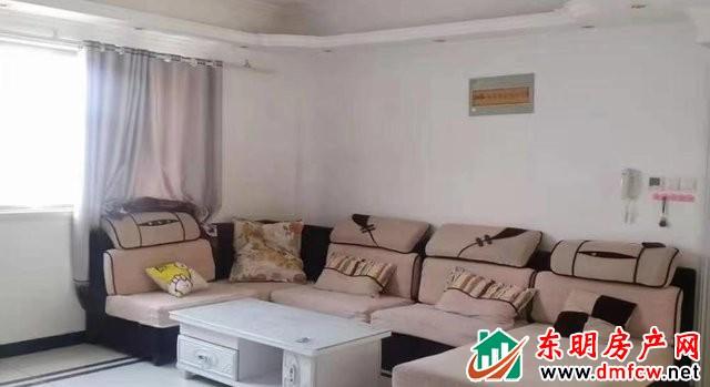 大洋福邸 3室2厅 130平米 简单装修 1333元/月