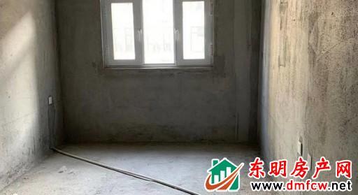 上海城 3室2厅 134平米 毛坯 50万元