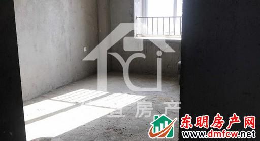 大洋福邸 3室2厅 125平米 毛坯 51万元