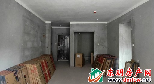 明丰壹号公馆 3室2厅 120平米 毛坯 49万元