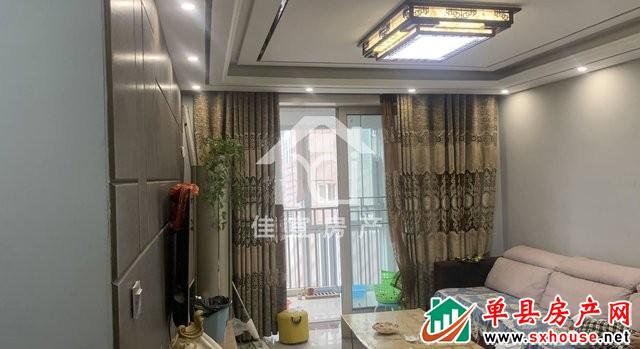 凤凰嘉园 3室2厅 100平米 精装修 51.5万元