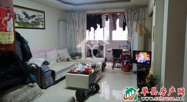 万福名苑 2室2厅 83平米 精装修 42万元