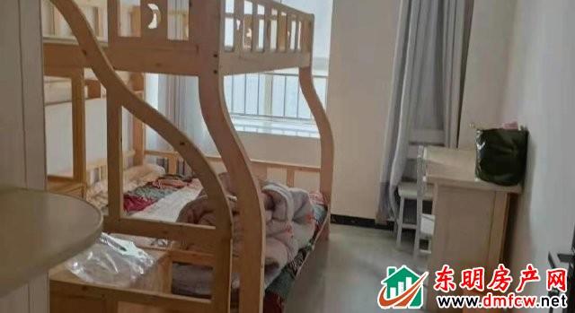 恒通佳苑 2室2厅 95.7平米 精装修 44万元
