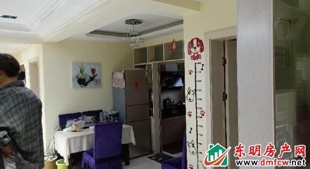 上海城 3室2厅 125平米 精装修 55万元