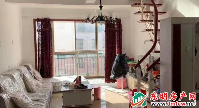 万福名苑 3室2厅 125平米 精装修 45万元