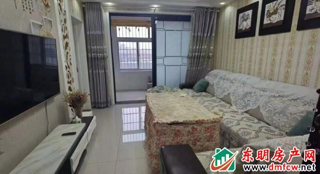 金座小区 3室2厅 112平米 精装修 49万元