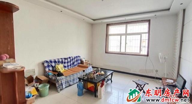 幸福美地小区(东明) 3室2厅 121平米 简单装修 55万元